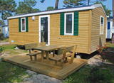 Mobil-home 4/6p -7years