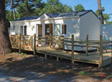 Mobile-home for disabled persons