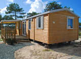 Mobil-home 6/8p -7years